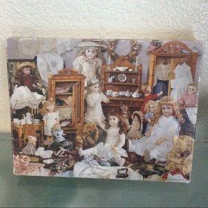 Puzzle Grandmother's Dolls 500 Pc
